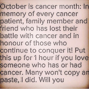 cancer-month